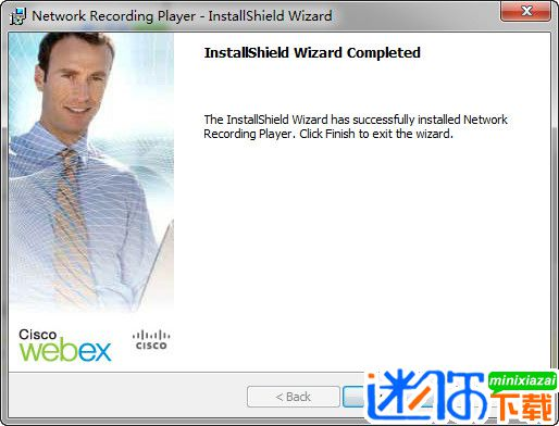 cisco WebEx Player