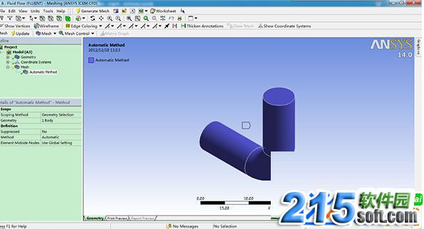 ANSYS14.0