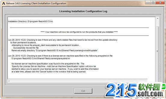 ansys14.0破解版安装教程