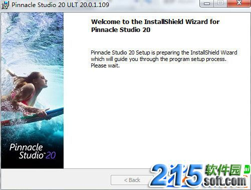 Pinnacle Studio Ultimate 20破解版下载